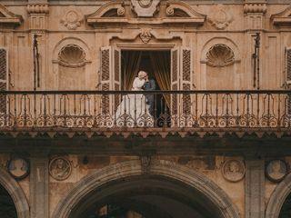 La boda de Pablo Antruejo  y Kira Makashova  3