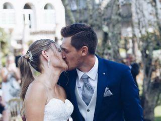La boda de Silvia y Tony