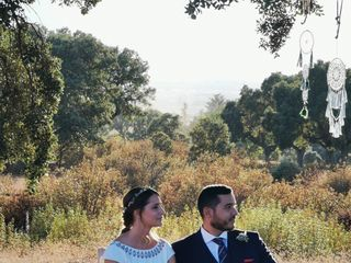 La boda de Anais y Alberto 2