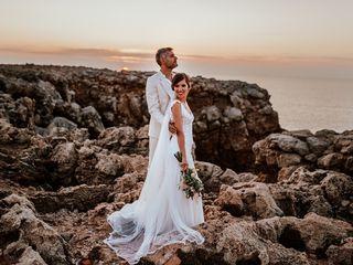 La boda de Sarai y Sam