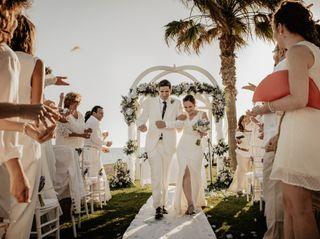 La boda de Maryna y Juanma 1