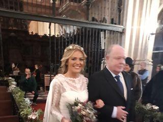 La boda de Concha y Domingo 1