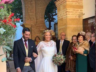 La boda de Concha y Domingo