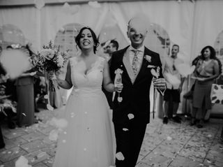La boda de Estibaliz y Robert 1