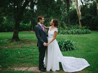 La boda de Euge y Santi