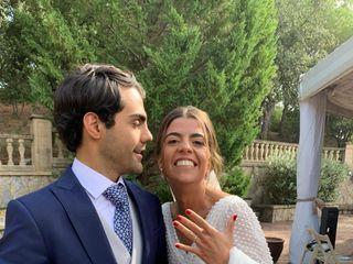La boda de Isabel y Borja 2