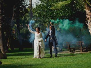 La boda de Isabel y Borja