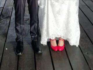La boda de Imna y Iván  2