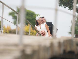 La boda de Ruth y Pedro