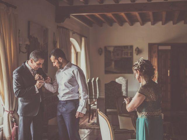 La boda de Javier y María en Chinchon, Madrid 11