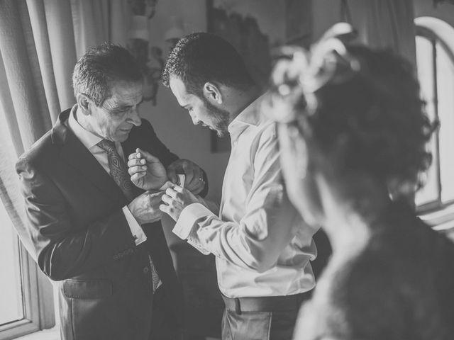 La boda de Javier y María en Chinchon, Madrid 12