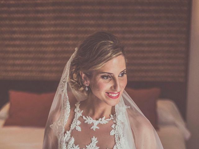 La boda de Javier y María en Chinchon, Madrid 34