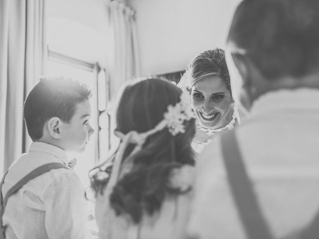 La boda de Javier y María en Chinchon, Madrid 37