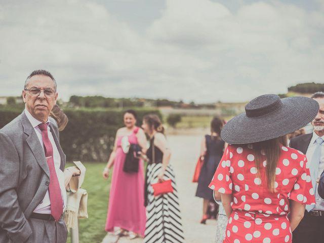 La boda de Javier y María en Chinchon, Madrid 41
