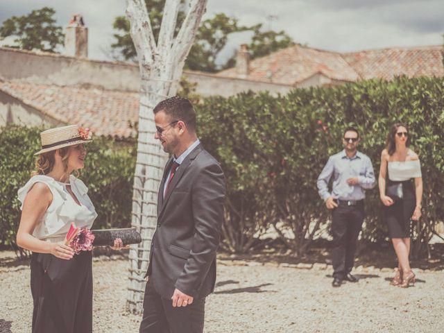 La boda de Javier y María en Chinchon, Madrid 43