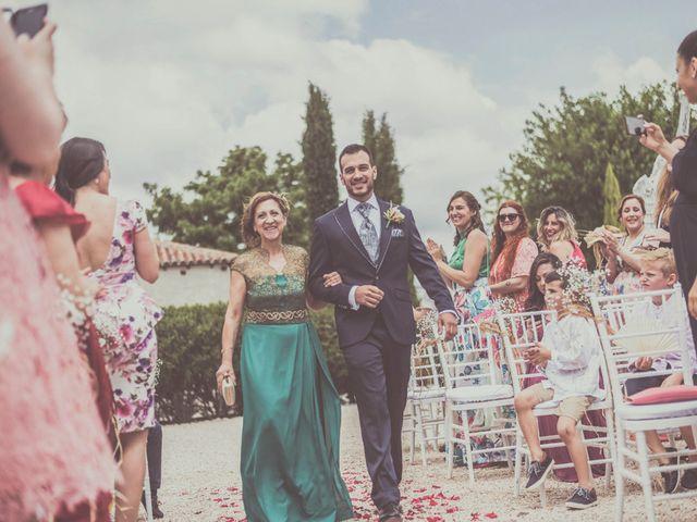 La boda de Javier y María en Chinchon, Madrid 46