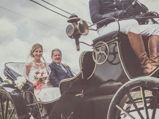 La boda de Javier y María en Chinchon, Madrid 47