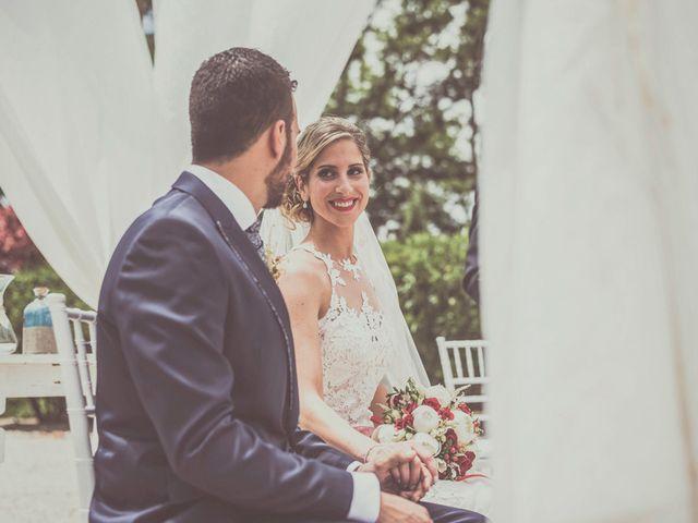 La boda de Javier y María en Chinchon, Madrid 51