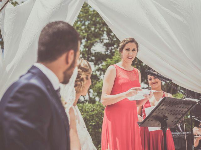 La boda de Javier y María en Chinchon, Madrid 52