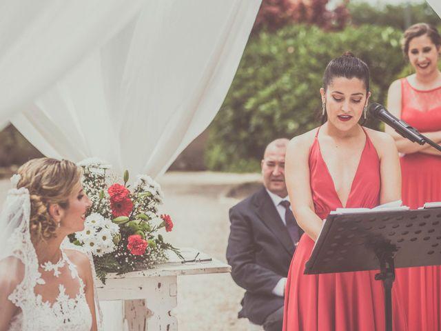 La boda de Javier y María en Chinchon, Madrid 53