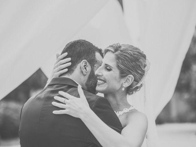 La boda de Javier y María en Chinchon, Madrid 56