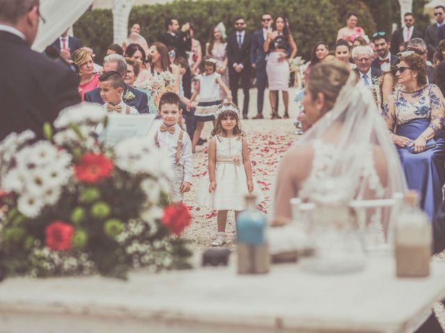 La boda de Javier y María en Chinchon, Madrid 57