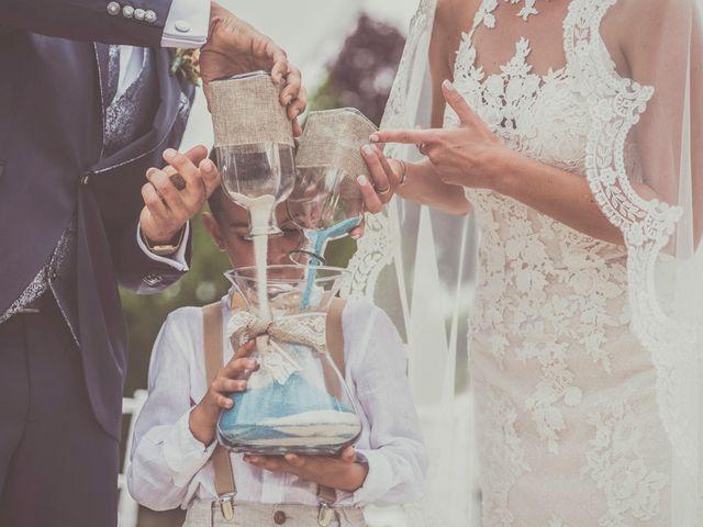 La boda de Javier y María en Chinchon, Madrid 59