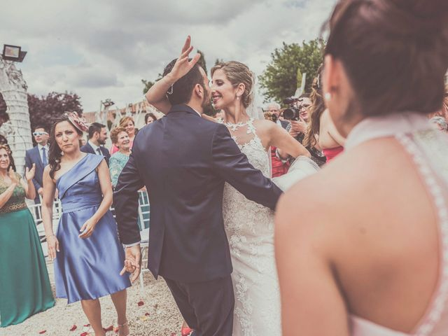 La boda de Javier y María en Chinchon, Madrid 63