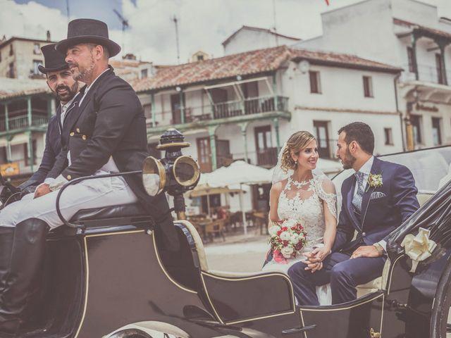La boda de Javier y María en Chinchon, Madrid 65