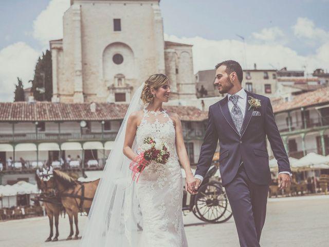 La boda de Javier y María en Chinchon, Madrid 67