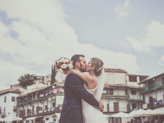 La boda de Javier y María en Chinchon, Madrid 2