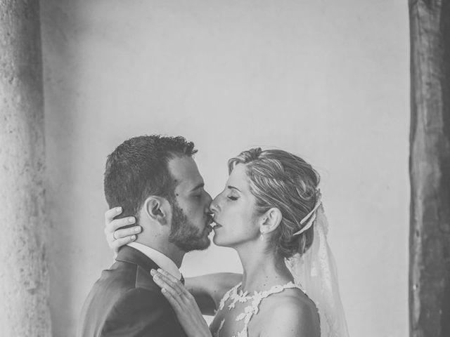 La boda de Javier y María en Chinchon, Madrid 69