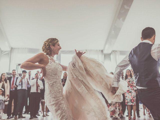 La boda de Javier y María en Chinchon, Madrid 85