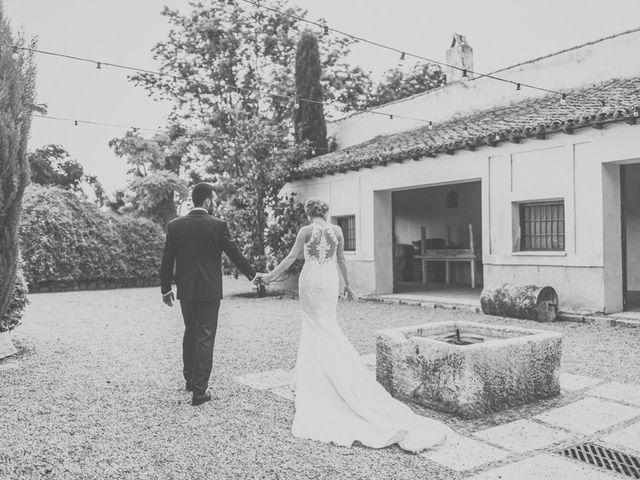La boda de Javier y María en Chinchon, Madrid 89
