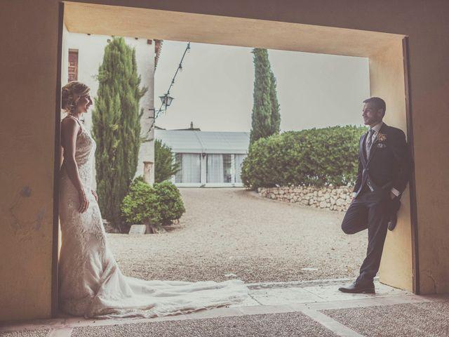 La boda de Javier y María en Chinchon, Madrid 91