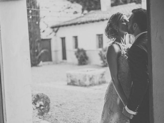 La boda de Javier y María en Chinchon, Madrid 92