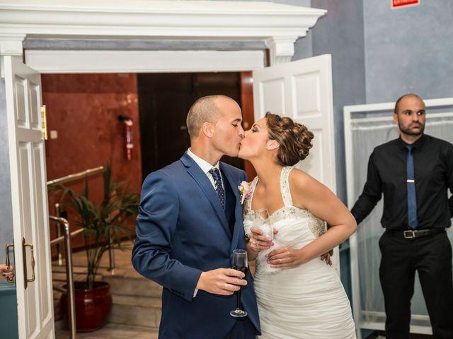 La boda de Rebeca y Francisco