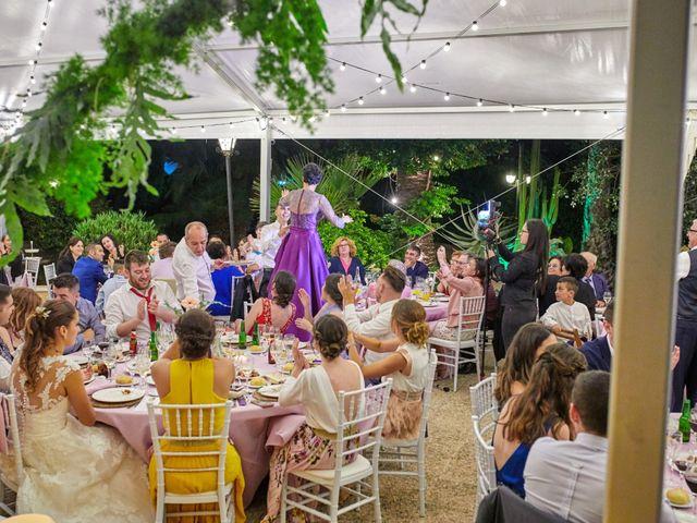 La boda de Carlos y Librada en Almoradí, Alicante 39
