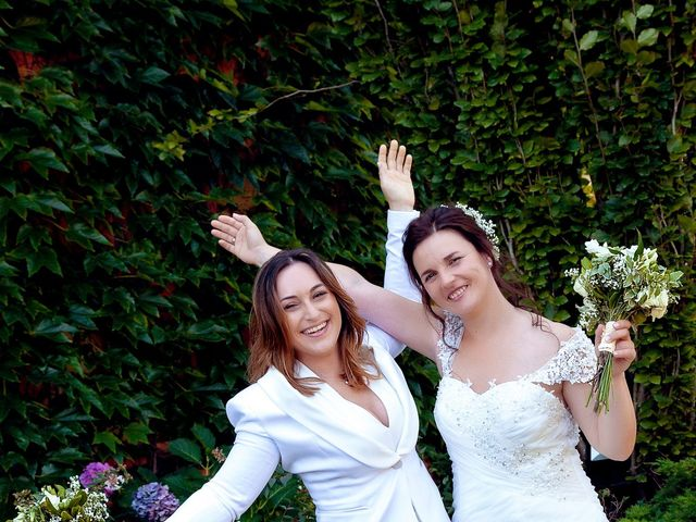La boda de Verónica y Carmen en El Astillero, Cantabria 20