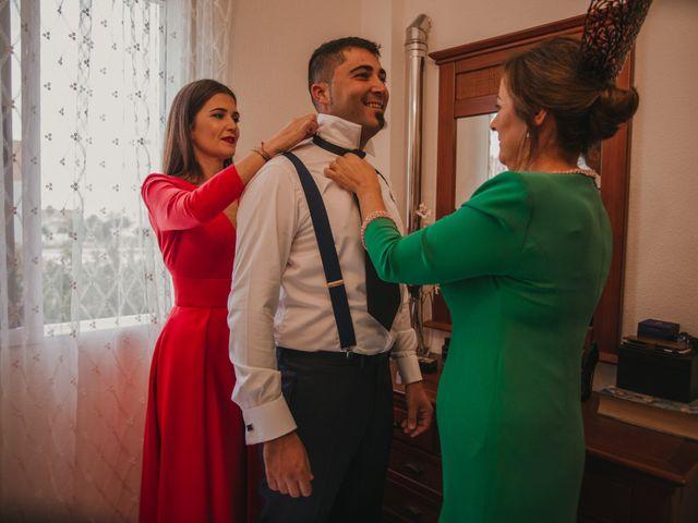 La boda de Antonio y Baby en Algorfa, Alicante 1