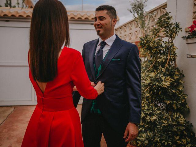 La boda de Antonio y Baby en Algorfa, Alicante 2