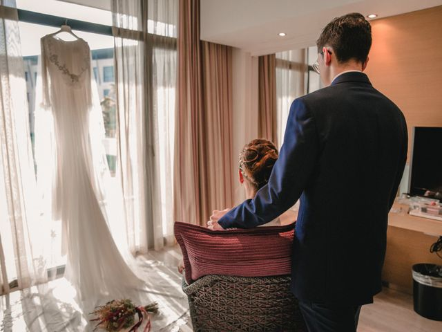 La boda de Antonio y Baby en Algorfa, Alicante 9