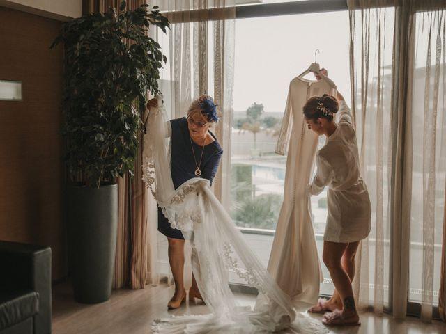 La boda de Antonio y Baby en Algorfa, Alicante 12