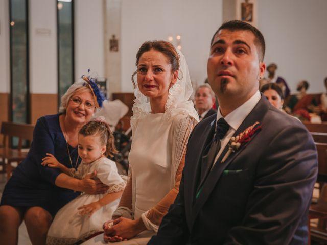 La boda de Antonio y Baby en Algorfa, Alicante 27