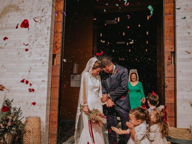 La boda de Antonio y Baby en Algorfa, Alicante 29
