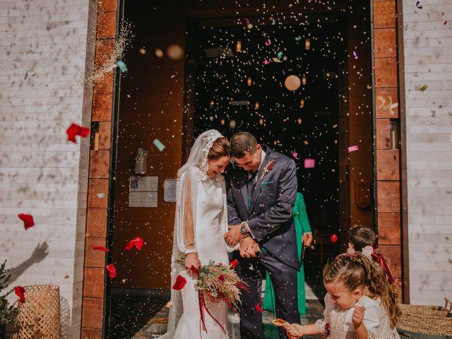 La boda de Antonio y Baby en Algorfa, Alicante 30
