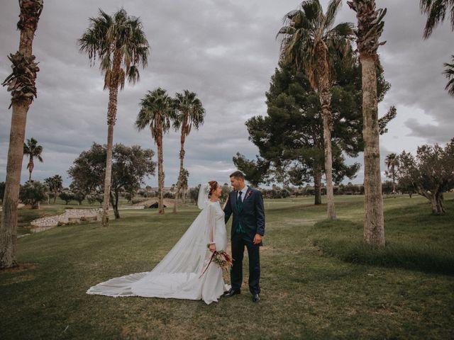 La boda de Antonio y Baby en Algorfa, Alicante 31