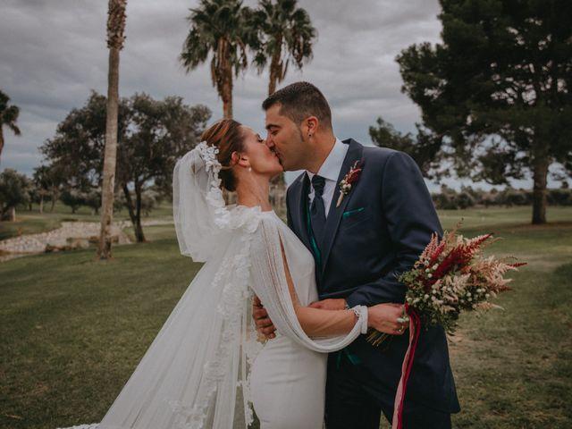 La boda de Antonio y Baby en Algorfa, Alicante 32