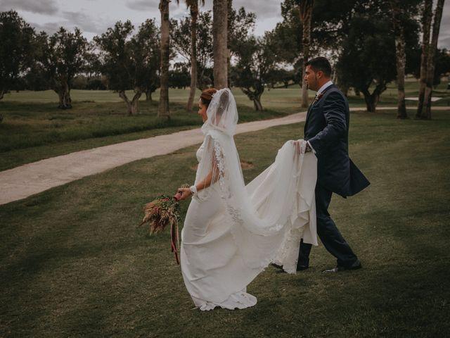 La boda de Antonio y Baby en Algorfa, Alicante 37