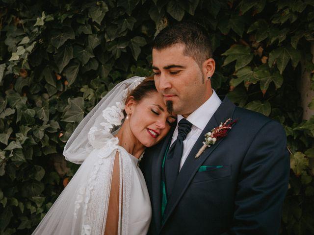 La boda de Baby y Antonio
